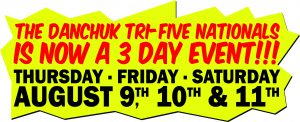 Danchuk Tri-Five Nationals Now A 3-Day Event