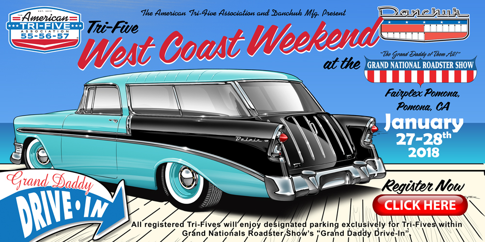 West Coast Weekend @ GNRS