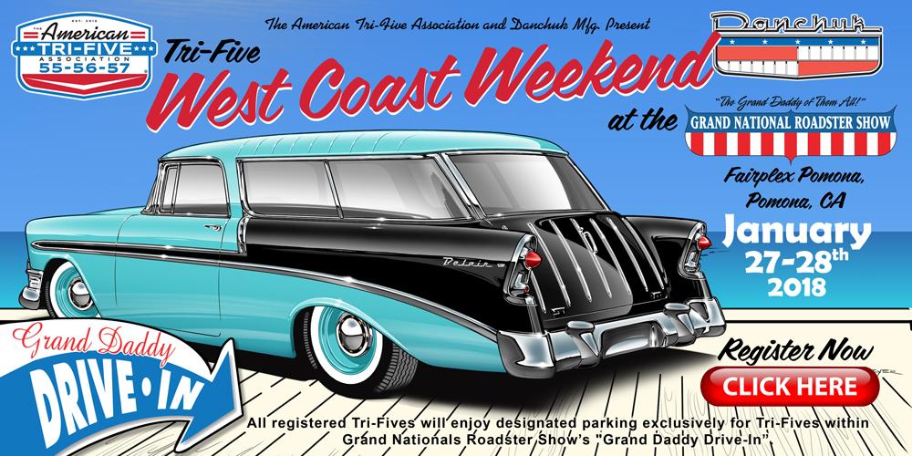 West Coast Weekend @ GNRS