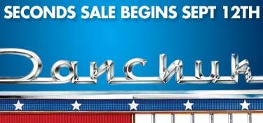 Danchuk Seconds Sale