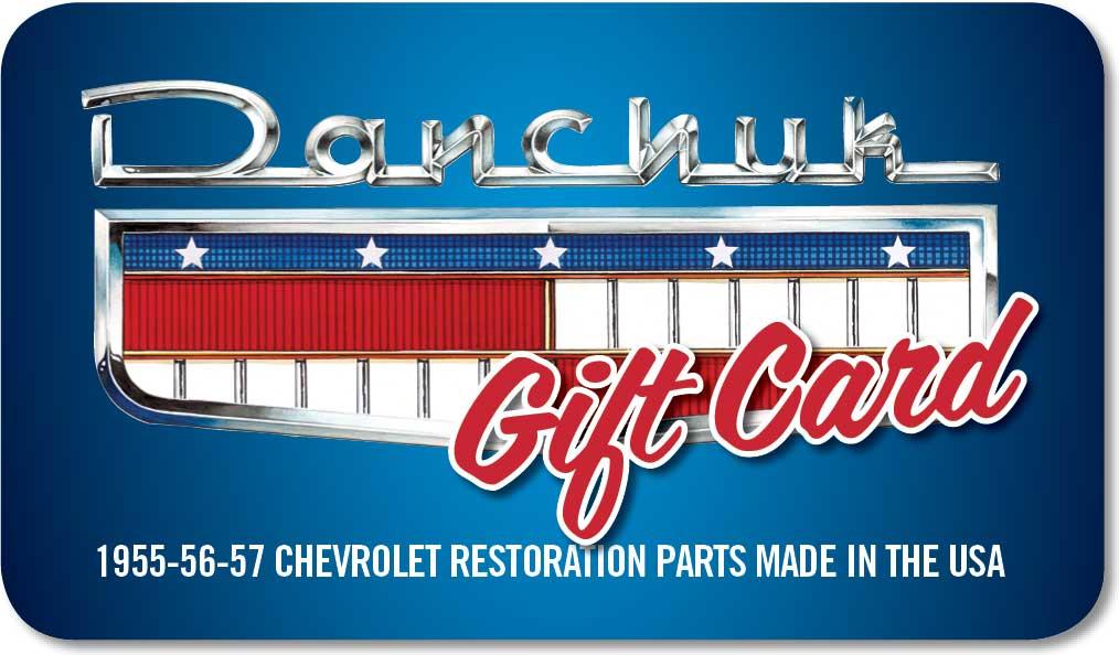 Danchuk Gift Card