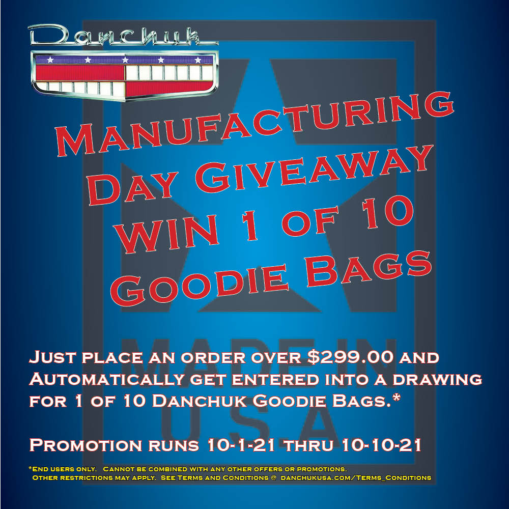 Mfg Day Give A Way