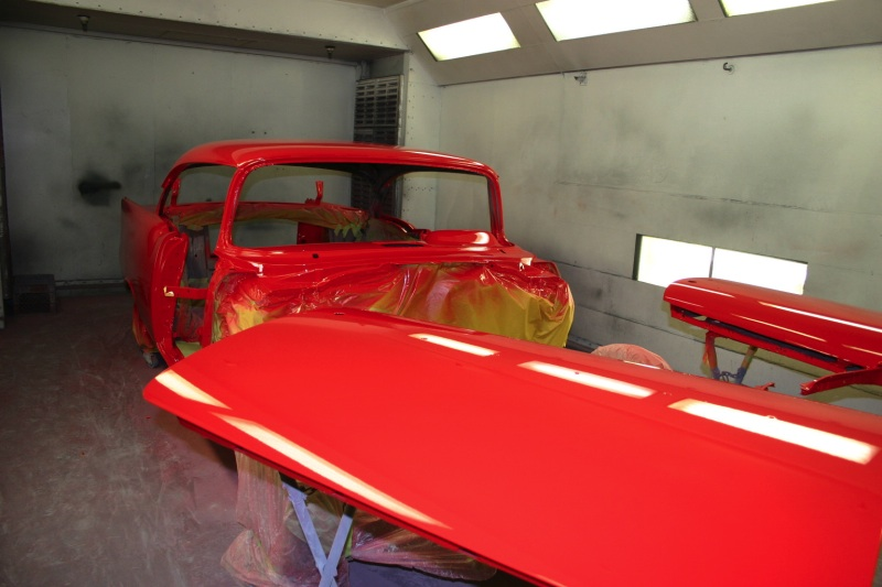 D P Are A Concept To Completion And Did All The Paint Embly On Our Project In House With Exception Of
