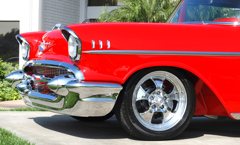 Danchuk 1957 Bel Air Classic Chevy Photos