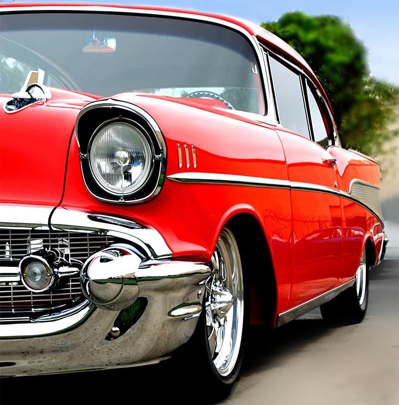 57 Chev Belair >> 55 57 Chev For Sale   Autos Weblog