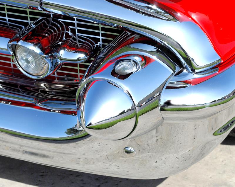 Danchuk 1957 Bel Air Classic Chevy Photos