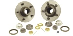 Danchuk 1955-1957 Chevy Front Roller Bearing Conversion Kit