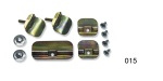 1955-1957 Chevy Windshield Moulding Clips