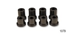 Danchuk 1956-1957 Chevy Urethane Spring Shackle Bushing Set, Upper and Lower