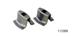 1955 Chevy Bumper End to Body Bell Spacers, Pair