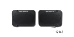 Custom Autosound Chevy Undercover Stealth Speakers, Pair