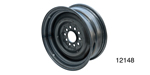 1957 Chevy Replacement Wheel, 14'' x 6'', For Disc Brakes