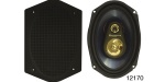 Custom Autosound Chevy Stereo 3-Way, 200 Watt Speaker Set, 6'' x 9', Pair