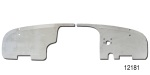 1955-1956 Chevy Firewall Cover Set