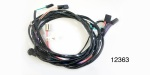 Factory Fit 1957 Chevy Starter/Ignition Wiring Harness, V8, Automatic Transmission w/HEI Distributor