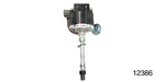 Pertronix Chevy Flame-Thrower HEI Distributor, w/ Black Cap