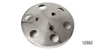Chevy Polished Billet Aluminum A/C Clutch Cover