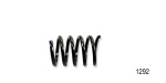 1955-1957 Chevy Gear Shift Lever Spring