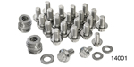 ARP Chevy Stainless Oil Pan Bolts, Hex Head, Big Block