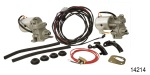 1955-1957 Chevy Vent Window Power Conversion Kit