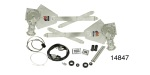 1955-1957 Chevy Power Window Conversion Kit, 2-Windows, Sedan Delivery