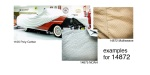 California Car Cover 1957 Chevy All Weather ''Multiweave 2'' Car Cover, Tan, Exc. Wagon