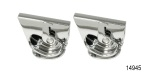 1955-1957 Chevy Slider Glass Latch, Nomad and Safari, Pair