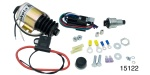 Dakota Digital Chevy Door/Trunk Solenoid, 35lb. Force, with Relay & Hardware