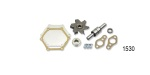 1955-1957 Chevy Water Pump Rebuild Kit, V8