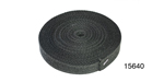 Thermo-Tec Chevy Exhaust Wrap, 1'' x 50', Graphite Black