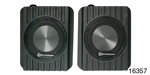 Custom Autosound Chevy Undercover II Speaker Enclosures, 250 Watt, Pair