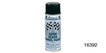 Eastwood Chevy Satin Black Wheel Paint, 12 oz Aerosol