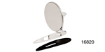 1955-1957 Chevy Outside Rear View Mirror w/ Wide Angle Lens, Passenger Side