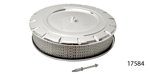 Billet Specialties Chevy 14'' Vintage Air Cleaner Assembly, Polished, 4BBL.