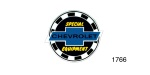 Chevrolet Special Equipment Decal, 3''