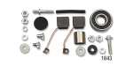 1955-1965 Chevy Generator Restoration Kits, w/o Power Steering, Also 1953-1961 Corvette