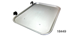Chevy Car Hop Tray. Aluminum, Large Size, 12.5'' x 17'', Each