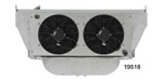 Cold-Case 1956 Chevy Aluminum Crossflow Radiator & Core Support Module, Small or Big Block