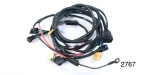 Factory Fit 1957 Chevy Headlight/Generator Wiring Harness, Internally Regulated Alternator
