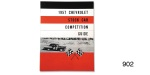 1957 Chevy Chevrolet Stock Car Competition Guide