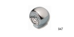 Danchuk 1955-1957 Chevy Chrome Seat Adjustment Knob and 1956-1962 Corvette Vent Knob (Best)