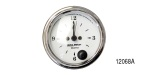 Auto Meter 1955-1956 Chevy Clock, Old Tyme White