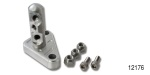 Lokar 1955-1957 Chevy Billet Aluminum Tuned-Port Bracket, Triple Stud