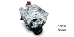 Edelbrock Chevy Performer 8.5:1 350 Engine, 310 HP/375 Torque, Polished