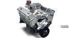 Edelbrock Chevy Performer RPM E-TEC 9.5:1 350 Engine, 435 HP/435 Torque, Cast Finish