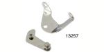 Lokar Chevy Throttle/Kickdown Cable Bracket, 1992-1993 LT-1