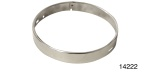 Danchuk 1956-1957 Chevy Stainless Headlight Retaining Ring