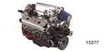 GM Performance Chevy 350 Ram Jet Crate Engine, 350 HP/400 FT. LB.