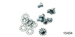 1955-1957 Chevy Window Regulator Screw Set