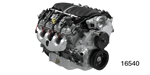 GM Performance LS3 6.2L Crate Engine, 430hp/424 lb.-ft Torque